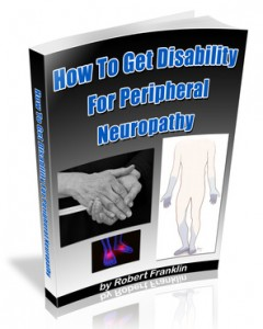 peripheral neuropathy ebook cover